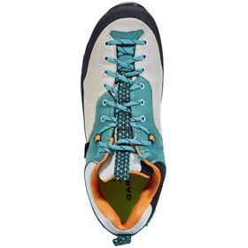 Garmont Dragontail LT GTX Shoes Women light grey/teal green